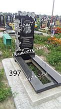 Ексклюзивні пам'ятники рози із граніту