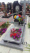 Елітні памятники на могилу для батька із граніту