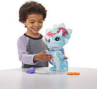 Фурріал інтерактивний Динозавр furReal Hoppin Topper Interactive Plush Pet Toy Hasbro, фото 1
