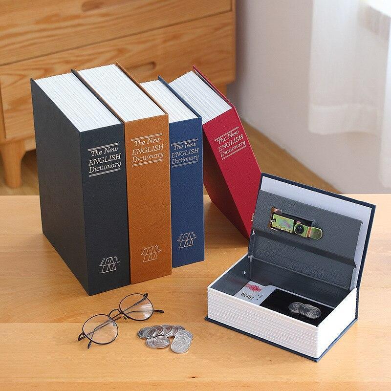 Книги сейф в новом формате