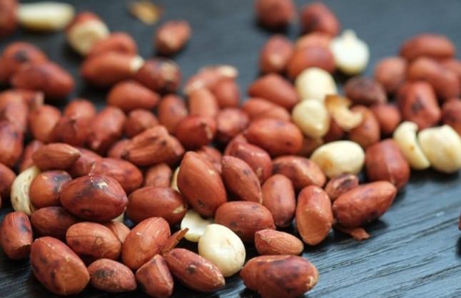 Арахис жареный 500 грамм