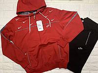 Женский батальный спортивный костюм Nike