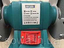 ✔️ Точильный станок Euro Сraft BG202    950Вт, 150мм, фото 2