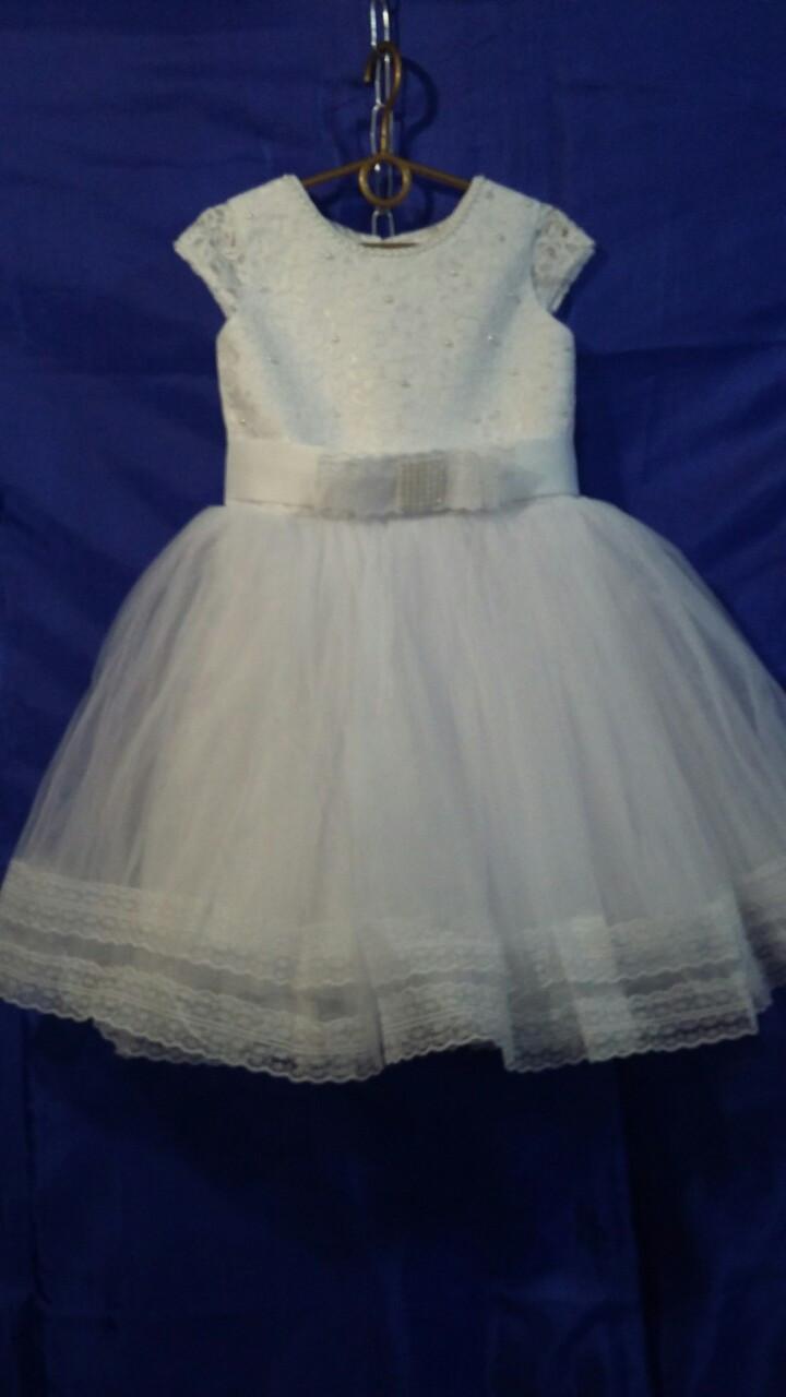 Детское нарядное платье для девочки  р.4-5 лет опт