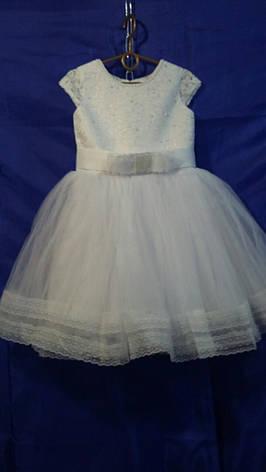 Детское нарядное платье для девочки  р.4-5 лет опт, фото 2