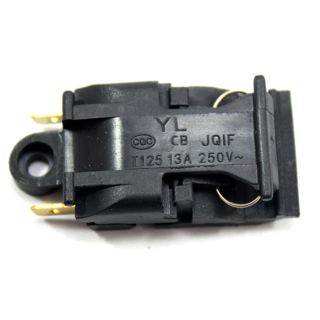 Кнопка для чайника Qing Feng / YL CB (250V, 13A)