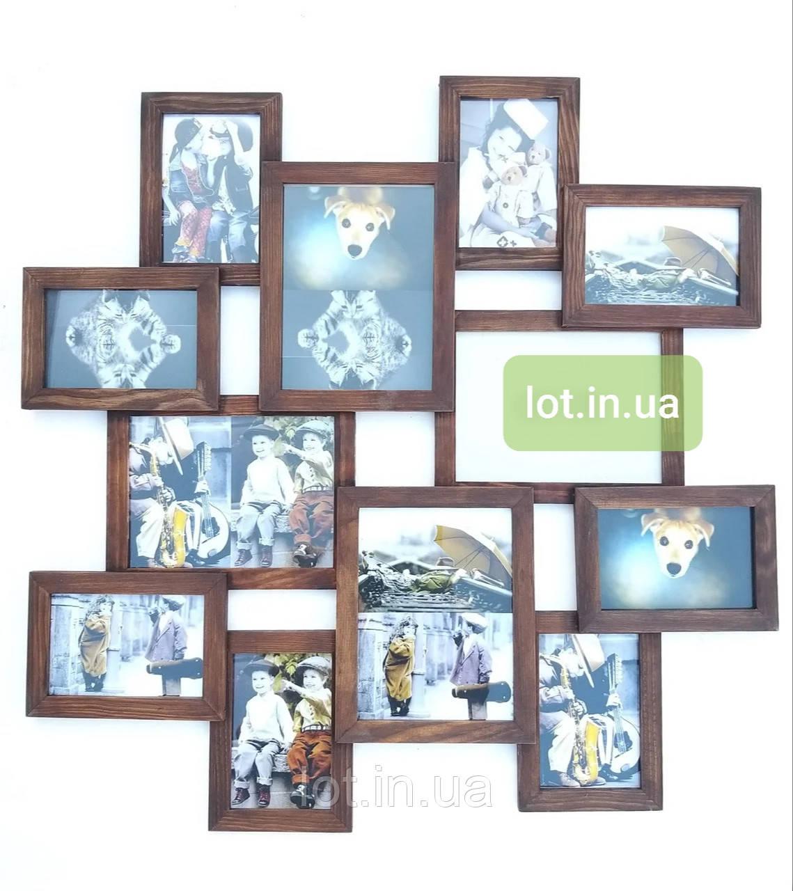 Коллаж #212, дерево, орех, белый,  бесцветный, чёрный, венге, серый.