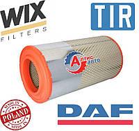 Воздушный фильтр Daf LF45 55, для грузовиков Даф 45 1433697 1644641 запчасти