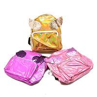 """Рюкзак детский """"Крылья"""" размер 23х18х8см, разные цвета, полиэстер, детский рюкзак, рюкзак, рюкзаки школьные, детские рюкзаки и сумки"""