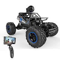 Машинка на радиоуправлении • Extreme Bigfoot Monster • Wi-Fi + камера • машинка на радиоуправлении
