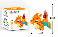 Блочный конструктор-игрушка LNO Покемон Чарезард (HT0326)