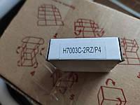 Подшипник для шпинделя чпу, H7003C-2RZTN/P4