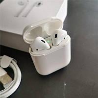 Беспроводные наушники i20. Pop-up+! Аналог Apple AirPods 1:1