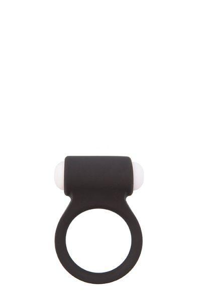 Эрекционное кольцо LIT-UP SILICONE STIMU RING 3, BLACK