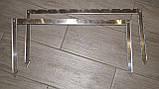 Подставки под шампура с нержавейки плюс 10 шампуров СТШ-1, фото 2