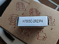 Подшипник для шпинделя чпу, H7005C-2RZ/P4