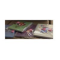 """Блокнот - ежедневник для записи """"Животные"""" А6, разные цвета, 60 листов, боковая спираль, с замком, Ежедневник, Записные книжки"""