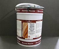 Масло с эффектом воска для паркета, прозрачное, Hardwax Parquet Oil 1030, 5 литров, Borma Wachs