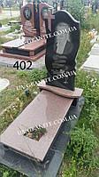 Эксклюзивные памятники на могилу из красного гранита