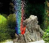 Светодиодные RGB подсветка для аквариумов, фонтанов, водоемов, кальянов 10 LED с пультом, фото 7