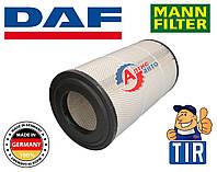 Воздушный фильтр Daf XF95 CF 85 Евро 3 2 для грузовиков Даф корпус 1353115 Mann-Filters