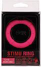 Кольцо NEON STIMU RING 42MM, PINK, фото 2
