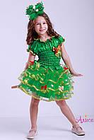 Карнавальный костюм Ёлочка для девочки, фото 1