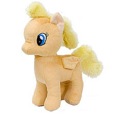 Мягкая игрушка лошадка Эплджек (желтая)