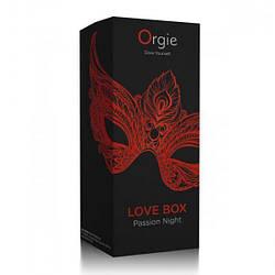 "Набор эротической косметики ""LOVE BOX PASSION NIGHT"" Orgie"