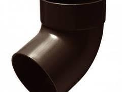 Отвод двухмуфтовый 87°. 100 Водосточные системы Rainway (Ренвей)