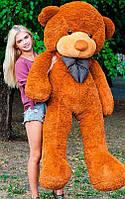 Плюшевый Мишка Нестор 200см. Большой  Мишка игрушка Плюшевый медведь Мягкие мишки игрушки Ведмедик (Коричневы), фото 1