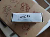 Подшипник для шпинделя чпу, 7006C P4