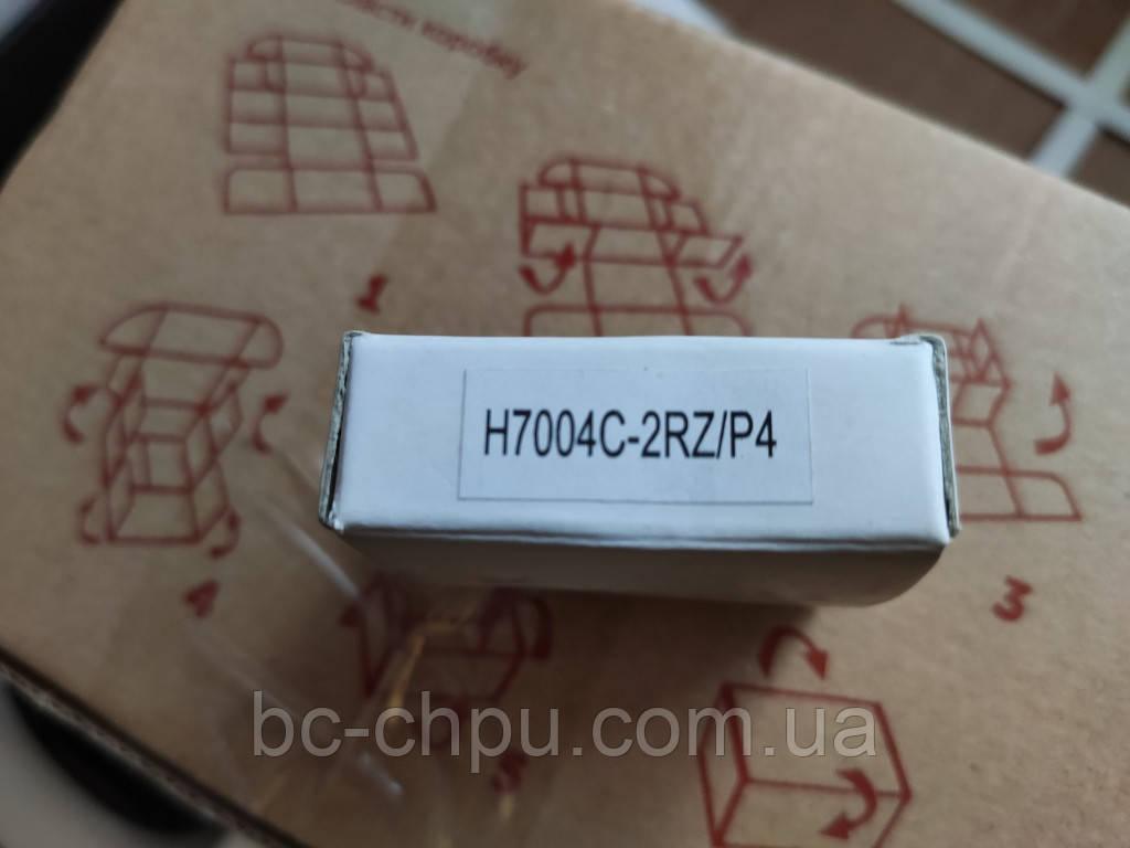 Подшипник для шпинделя чпу, H7004C-2RZ/P4
