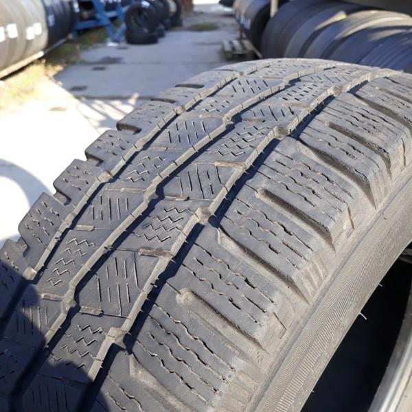 Бусовские шины б.у. / резина бу 215.65.r16с Michelin Agilis Alpin Мишлен