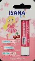 ISANA KIDS Cherry бальзам для губ, 4,8 г