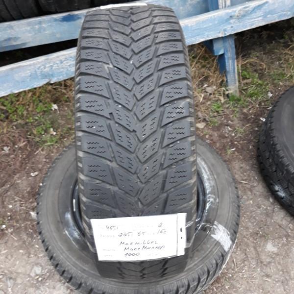 Бусовские шины б.у. (усиленная резина бу) 225.65.r16с MaxMiller WT Макс Миллер
