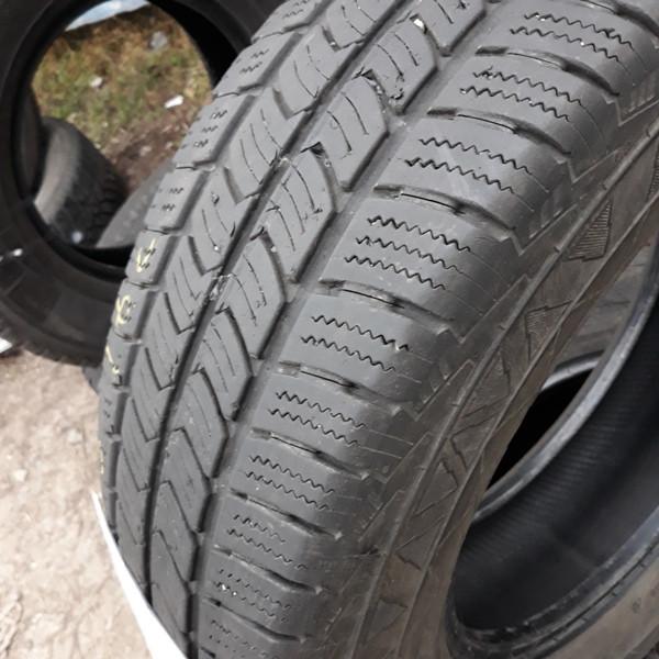 Бусовские шины б.у. / резина бу 225.75.r16с Continental Vanco Winter 2 Континенталь