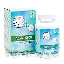 Адиабетон Арго лечение диабета, нарушение углеводного, жирового обмена, ожирение, для сосудов, почек, печени