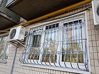 Кованые решетки на окна в Киеве АРТ КР №64, фото 1