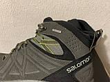 Ботинки Salomon Evasion 2 Mid Ltr Gtx Castor Gra Оригинал 400019, фото 5