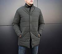 Куртка зимняя мужская Кorol' vechera хаки