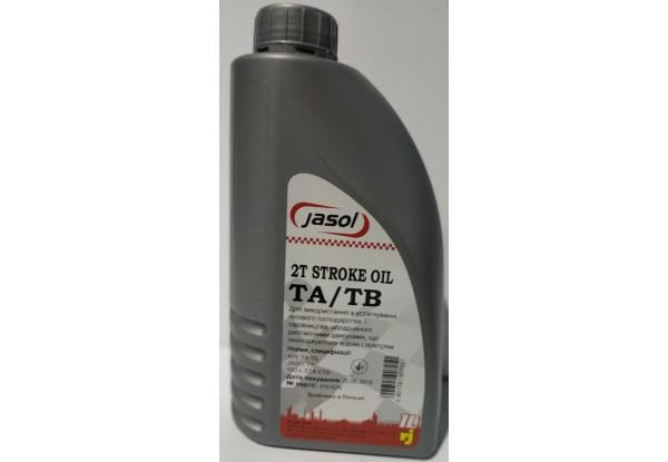 Двухтактное моторное масло Jasol 2T Stroke TA/TB (Mixol) (1л)