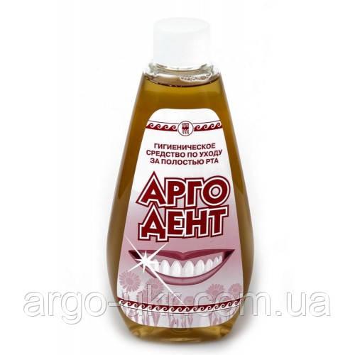 Аргодент Арго ополаскиватель, уход за полостью рта (пародонтоз, кровоточивость десен, кариес, бактерии)