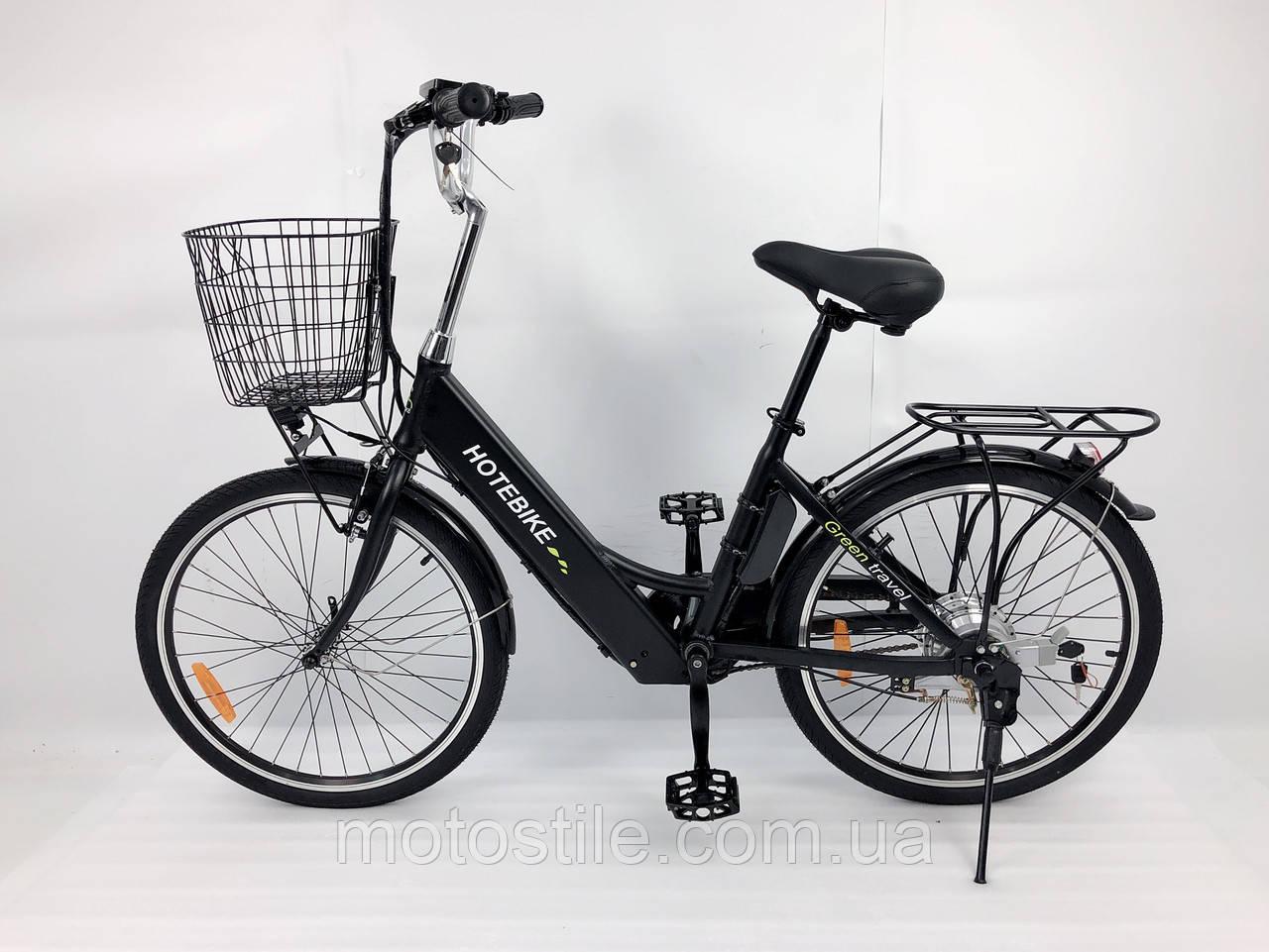 Электровелосипед 350Вт АКБ36V10AH