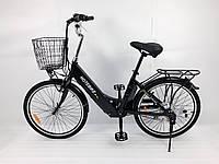 Электровелосипед 350Вт АКБ36V10AH, фото 1