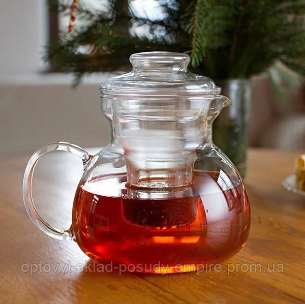 Чайник стеклянный заварочный Simax s3243/F (1,5л)