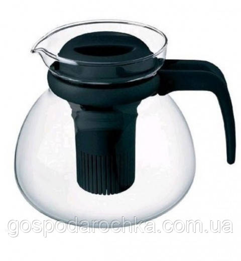 Чайник Заварювальний з фільтром 1,5 Л SVATANA SIMAX 3792