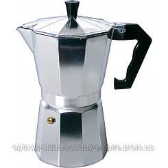 Кофеварка гейзерная 300мл на 3 чашки Vincent VC-1365-300