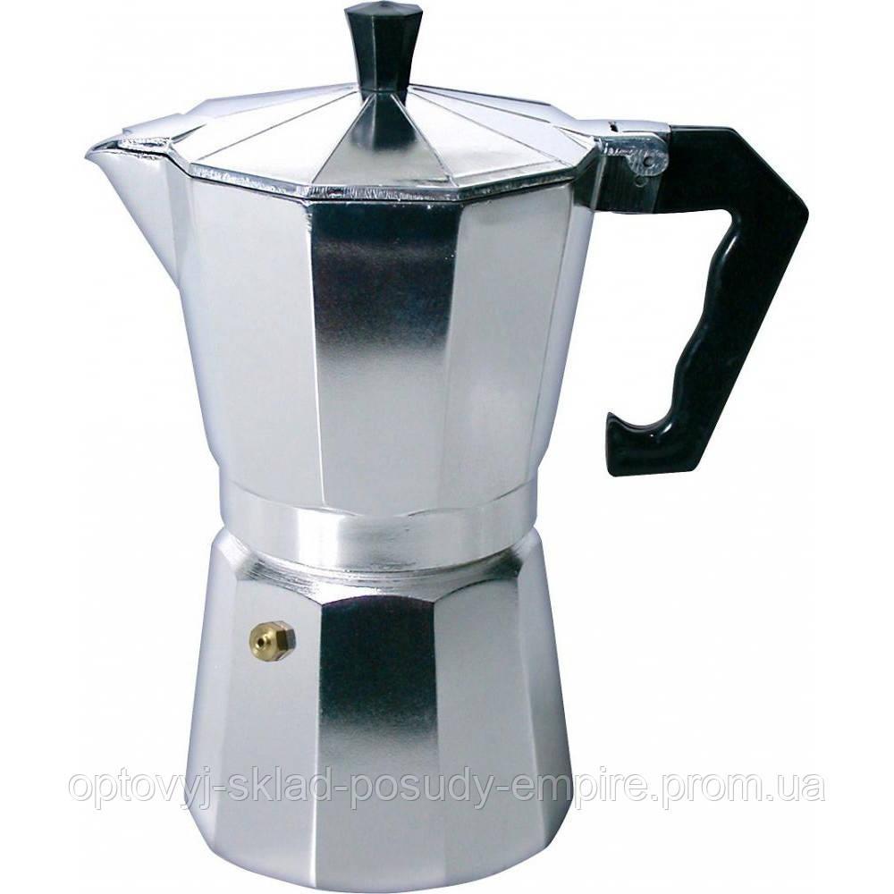 Гейзерна кавоварка 100мл на 2 чашки Vincent VC-1365-200
