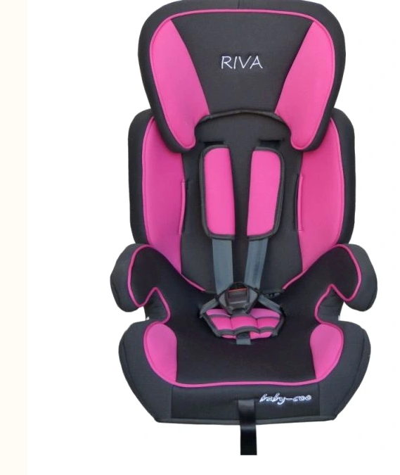 Автокресло RIVA 9-36 кг розовое